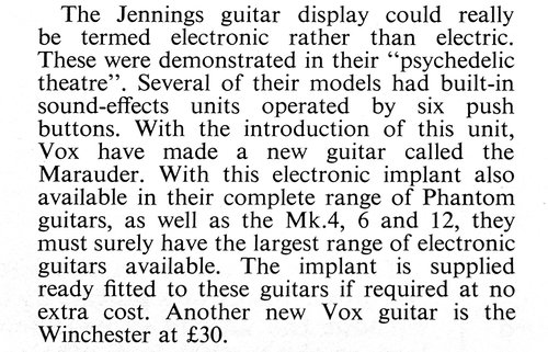 Beat Instrumental magazine, October 1967