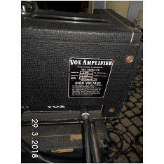 Vox Sound Equipment Limited Dynamic Bass