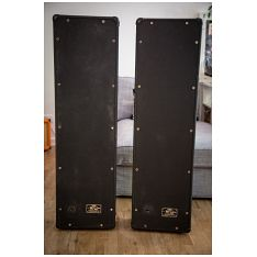 Vox Sound Equipment Limited, LS40 Line Source column speakers