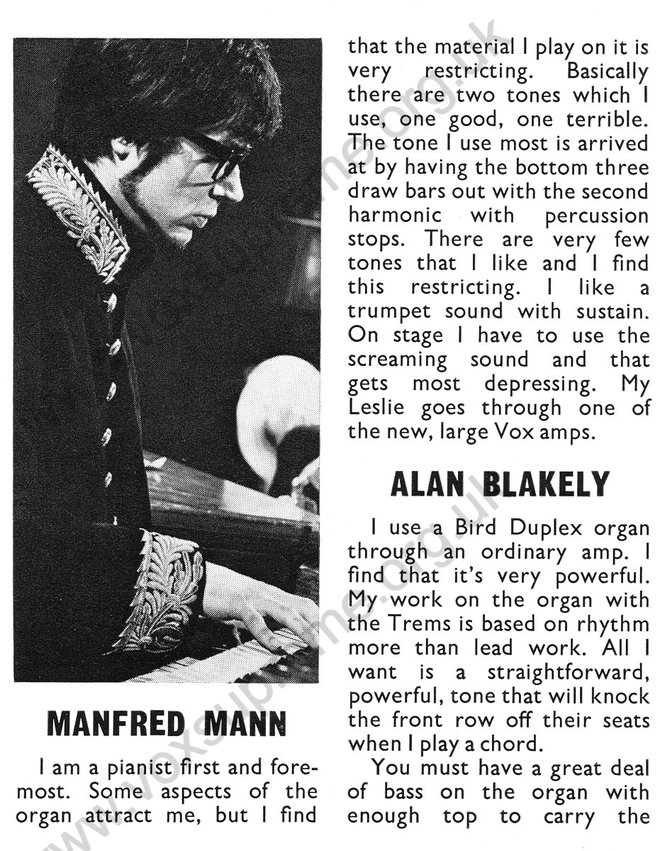 Beat Instrumental magazine, June 1967