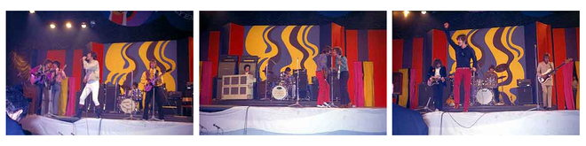 Wembley 1967, Daily Express All Stars concert