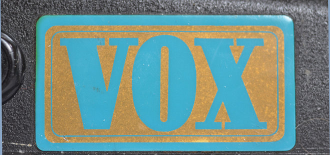 Vox Sound Ltd Wah Wah pedal made in Hastings